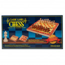 wholesale Wooden Toys: wood chess game 30x16x3 8029 box