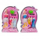 doll 29cm + accessories 25x37x7 window box