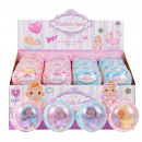 12cm baby doll + accessories mix4 ball on Display