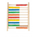wooden abacus 21x27x6 foil