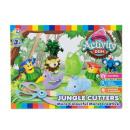 plastic mass + accessories 24x18x6 jungle 9668