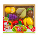 fruit chopping 23x20x6 basket window box