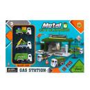 ingrosso Automobili: distributore di benzina smieciar + accessori incon