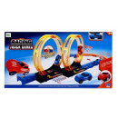 car track + accessories 54x28x8 window box