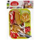 mayorista Alimentos y bebidas: juego de cocina 24x34x6 bolsa de comida con percha
