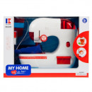 sewing machine box + accessories 22x29x15 3230