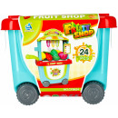 supermarket + accessories 23x18x15 vegetables cart