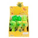 ingrosso Giardinaggio & Bricolage: ananas acqua girandola 17cm mix4