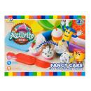 plastic mass + accessories 24x18x6 cookies 9144