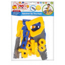 wholesale Garden & DIY store: tools 21x29x6 bag with a pendant