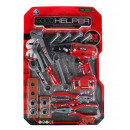 wholesale Garden & DIY store:tool box 32x47x7 blister
