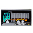 wholesale Toys: auto truck pull back 35x19x13 88 1 tipper truck 1