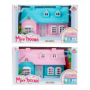 wholesale Toys: house + accessories 24x14x13 mix2 ...
