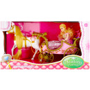 carriage box + accessories 50x28x19 doll 248a wind