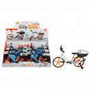 Großhandel Fahrräder & Zubehör: Fahrradbox 19cm 111 2 auf Aufsteller 10 /