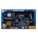 wholesale Toys: police set box 46x26x5 window box