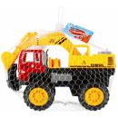 auto truck 32x26x18 mesh excavator