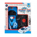 Auto Polizei R / C 2ch 16x19x6 5188 18 Fensterbox