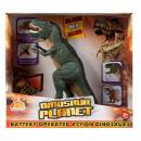 wholesale Toys: dinosaur sound / light 32x29x9 window box