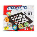 8x1 chess game 38x32x4 box