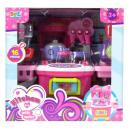 kitchen box + accessories 35x34x18 window box