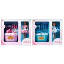 mayorista Muñecas y peluches: cocina + muñeca 37x33x13 377 1 caja de ventana