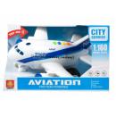 aircraft sound / light 26x16x19 window box