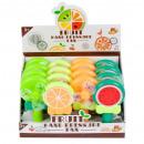 wholesale Garden & DIY store: pinwheel fruit 16cm mix4 dis16 /