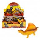 rubber dinosaur squeaking 17cm on Display