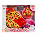 Küchenset 32x26x6 Pizza 601a Fensterbox