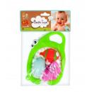 groothandel Baby speelgoed: dierenbadspeelgoed + netzak 18x26