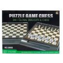 groothandel Gezelschapsspellen: 2-in-1 schaakspel 39x29x4 890b