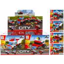 wholesale Toys: construction blocks 53el 14x11x4 guard