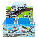 groothandel Speelgoed: bouwblokken 49 54el 14x12x4 poly