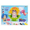 plastic mass hairdresser + accessories 27x20x7 874
