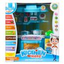 caja de cocina + accesorios 30x33x15 caja de venta