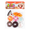 set of kitchen cakes 21x28x3 small bag with hangin