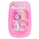 wholesale Dolls &Plush: bathtub + accessories 20x31x9 blister