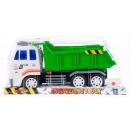 auto tipper truck pull back 27x14x11 mix2
