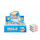 kostka magic 6x6 kropki woreczek z zawieszką na di