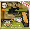 pistolbox + tillbehör 25x24x5 fönsterlåda