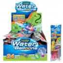 Großhandel Spielwaren: Wasserbombe 10x31 auf Aufsteller