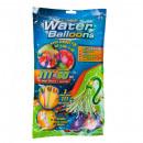Großhandel Spielwaren: Wasserbombe 17x30 Tasche mit Anhänger