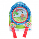 jump rope 21x28 bag with a pendant