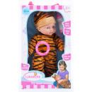 wholesale Dolls &Plush: baby doll box 33cm + accessories mc soft mix3