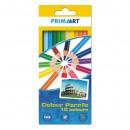 pencil crayons 12 colors / 180 prima art pud