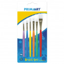 brushes artist kpl6pc color pa blister