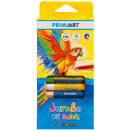 wholesale Gifts & Stationery: jumbo oil pastels 12 colors prima art pud