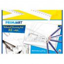 hurtownia Upominki & Artykuly papiernicze: blok techniczny a3/10k biały primart folia
