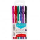 Stift geschlossen 6 Farben Starpak et 24/4